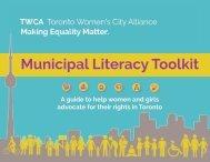 Municipal Literacy Toolkit