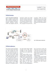 DMR - WAVECOM, the reference in data decoding