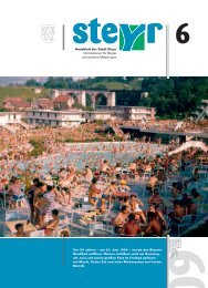 Amtsblatt der Stadt Steyr 06/2009 - RiS GmbH