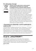 Sony VG-C70AM - VG-C70AM Consignes d'utilisation Tchèque - Page 5