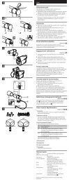 Sony ECM-MSD1 - ECM-MSD1 Consignes d'utilisation Finlandais - Page 2