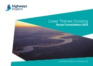 Lower Thames Crossing