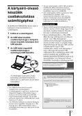 Sony MRW-EA7 - MRW-EA7 Mode d'emploi Hongrois - Page 7