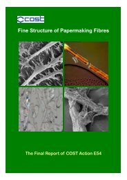 Fine Structure of Papermaking Fibres