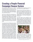 BOOSTING THE IMPACT OF SMALL DONORS - Page 7