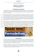 Colofon 'De Kraai' - vv HSC - Page 6