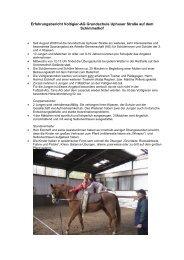 Erfahrungsbericht Voltigier - IAS Internationale Assekuranz-Service ...