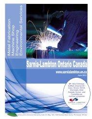 DuPont, Imperial Oil / Esso / Exxon, NOVA - Sarnia Lambton ...
