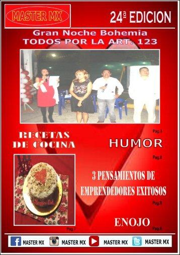MASTER MX 24ª EDICION