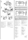 Sony SU-WA1 - SU-WA1 Mode d'emploi Lituanien - Page 2