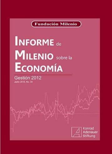 Informe de Milenio sobre la Economía, gestión 2012, No. 34