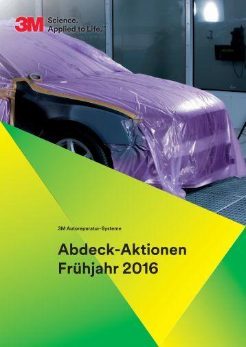 3M Abdeck-Aktion