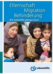 Elternschaft Migration Behinderung