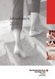 Jahresbericht 2010 - SRK Bern