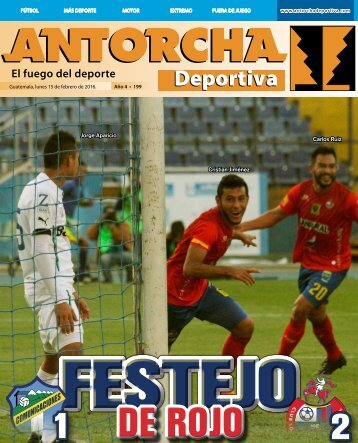 Antorcha Deportiva 199