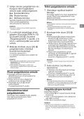 Sony SU-WL450 - SU-WL450 Mode d'emploi Croate - Page 5