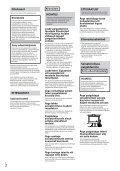 Sony SU-WL450 - SU-WL450 Mode d'emploi Lituanien - Page 2