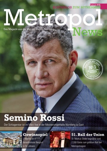 Metropol News Februar 2016