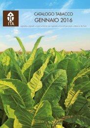 Catalogo tabacco ITA gennaio 2016