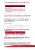 UCAS Tariff tables - Page 7