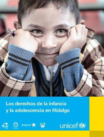 Los derechos de la infancia y la adolescencia en Hidalgo