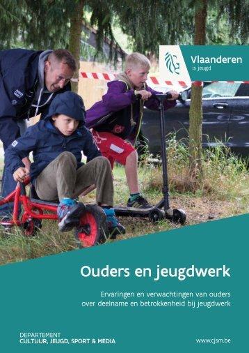 Ouders en jeugdwerk