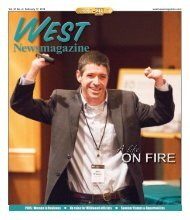 West Newsmagazine 2/17/16