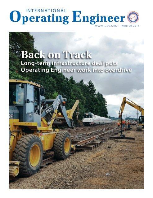 International Operating Engineer - Winter 2016