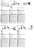 Sony MDR-DS6500 - MDR-DS6500 Guide de mise en route Slovaque - Page 2