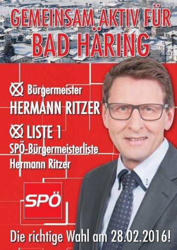 SPÖ Bad Häring