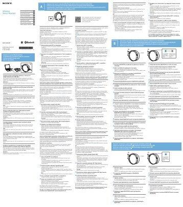 Sony MDR-XB950BT - MDR-XB950BT Guide de mise en route Roumain