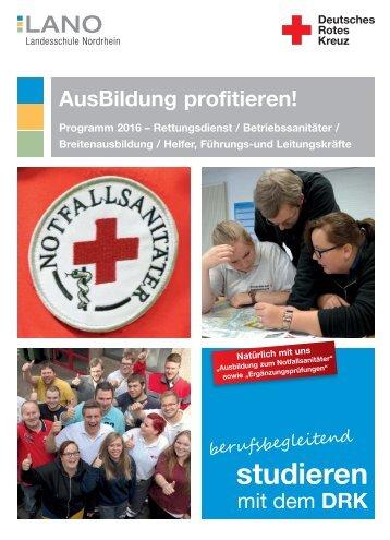 LANO Bildungsprogramm 2016