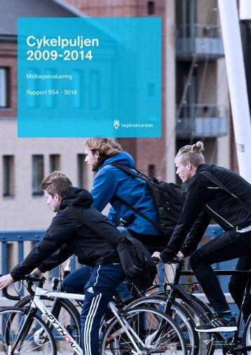 Cykelpuljen 2009-2014