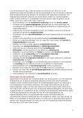 - Meer transparantie binnen de universitaire sector - Goed werkgeverschap - Page 3
