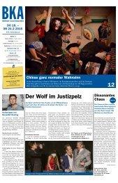 Berner Kulturagenda 2016 N° 06