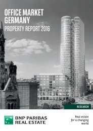 OFFICE MARKET GERMANY
