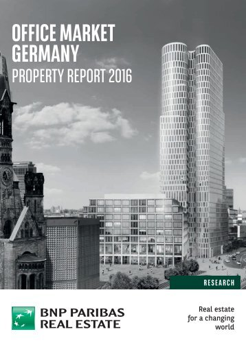 OFFICE MARKET GERMANY