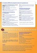 Université d'été francophone SANTÉ PUBLIQUE - Page 3
