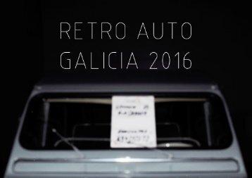 RETRO AUTO GALICIA 2016