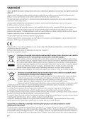 Sony MDR-RF855RK - MDR-RF855RK Consignes d'utilisation Tchèque - Page 2