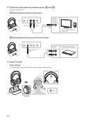 Sony MDR-RF855RK - MDR-RF855RK Consignes d'utilisation Tchèque - Page 6