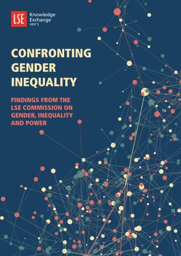 CONFRONTING GENDER INEQUALITY