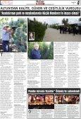 """""""Anadolu'nun park ve meydanlarında Küçük Menderes'in imzası olmalı"""" - Page 3"""