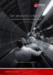 Der deutsche U-Markt –