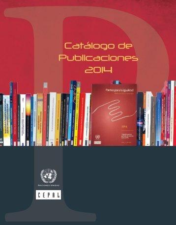Catálogo digital 2014