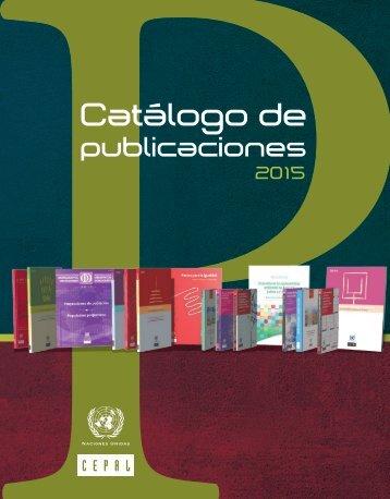 Catálogo digital 2015