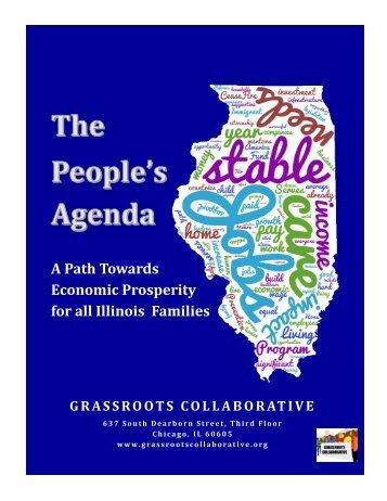 A Path Towards Economic Prosperity for all Illinois Families