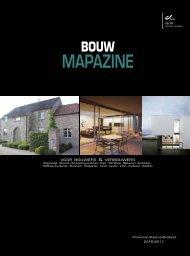 BouwMAPazine BEGIJNENDIJK_AARSCHOT 2016-2017