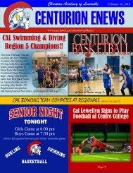 Region 5 Champions!!