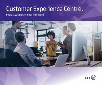 Customer Experience Centre